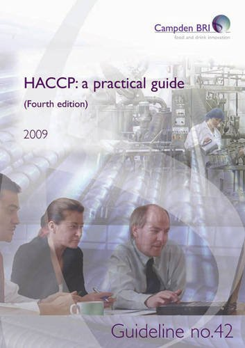 9780907503521: HACCP: A Practical Guide (Fourth Edition)