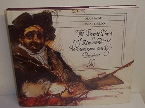 9780907516873: The Private Diary of Rembrandt Harmenszoon Van Rijn