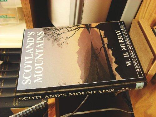 9780907521150: Scotland's Mountains (Scottish Mountaineering Club Guide)