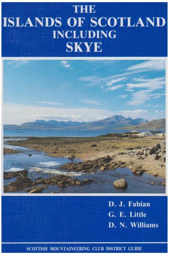 9780907521235: The Islands of Scotland Including Skye (Scottish Mountaineering Club District Guides)