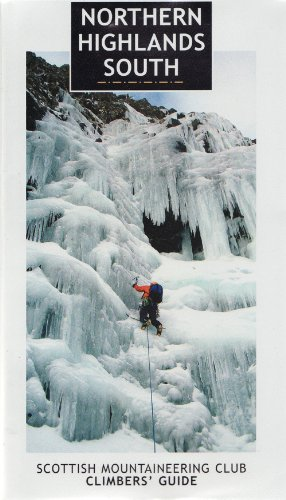 Northern Highlands South: Scottish Mountaineering Club Climbers Guide (Paperback)