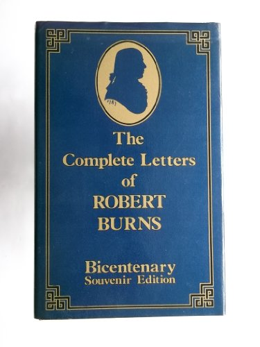 The Complete Letters: Burns, Robert