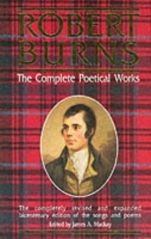 Robert Burns, the Complete Poetical Works: Robert Burns