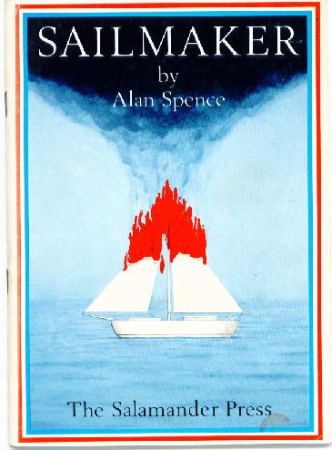 Sailmaker: Alan Spence
