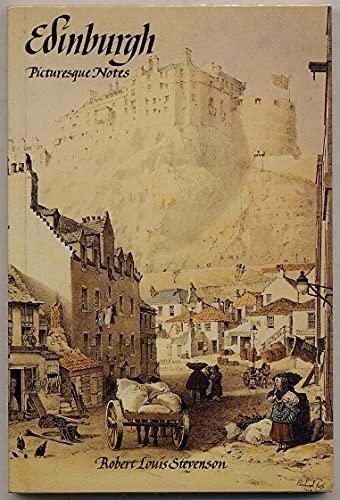 9780907540502: Edinburgh: Picturesque Notes