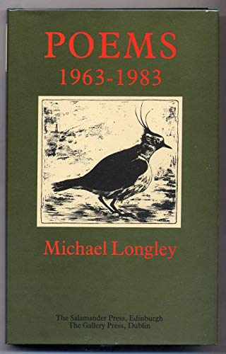 Poems, 1963-83: Longley, Michael