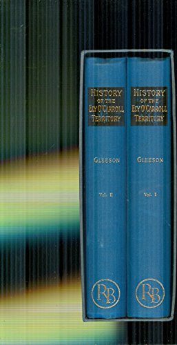 9780907561071: History of the Ely O'Carroll territory or ancient Ormond