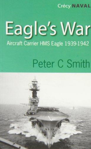 9780907579533: Eagles War: The War Diary of an Aircraft Carrier