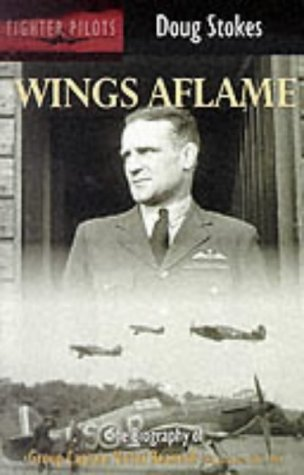 9780907579724: Wings Aflame (Fighter pilots)