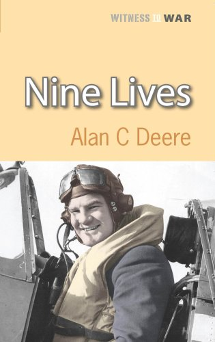 9780907579823: Nine Lives: Air Commodore Alan Deere