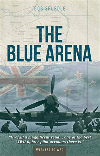 9780907579984: The Blue Arena