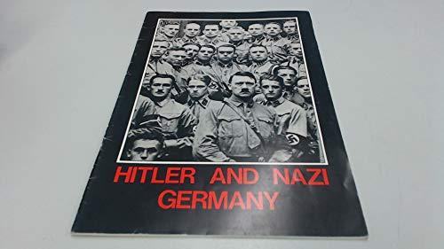 9780907586685: Hitler and Nazi Germany