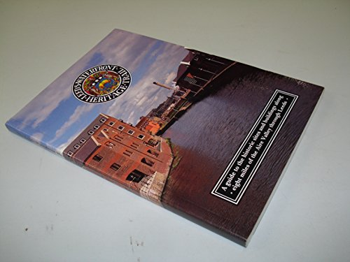 Leeds Waterfront Heritage Trail: A Guide to the Historic Sites and Buildings Along 8 Miles of the Aire Valley Through Leeds (0907588085) by Peter C.D. Brears