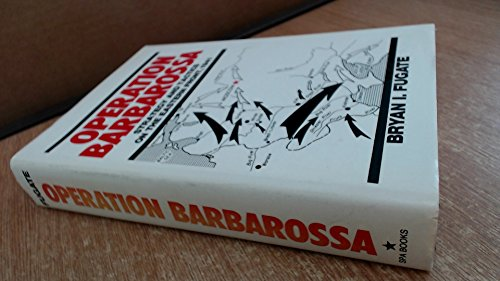 9780907590279: Operation Barbarossa: Strategy and Tactics on the Eastern Front, 1941