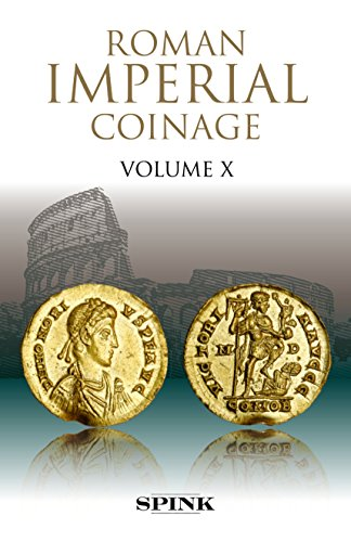 9780907605430: Roman Imperial Coinage: The Divided Empire and the Fall of the Western Parts, 395-491 v. 10