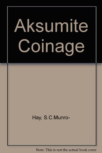 9780907605638: Aksumite Coinage