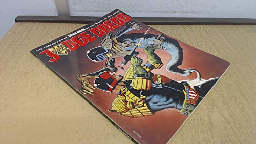 Judge Dredd (The Chronicles of Judge Dredd, Book One)