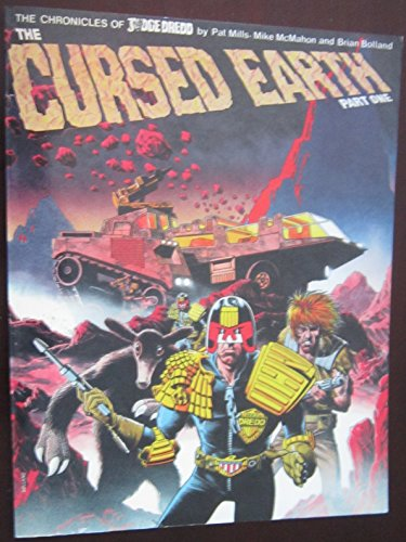 The Chronicles of Judge Dredd: The Cursed Earth, Part One