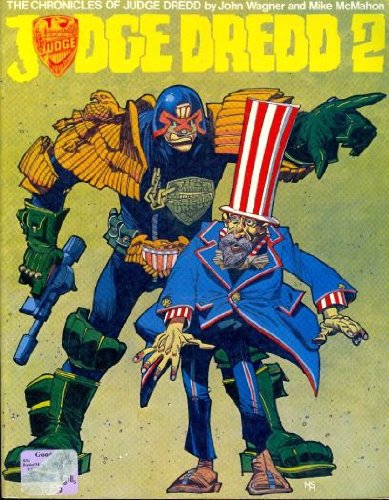 Judge Dredd 2 (The Chronicles of Judge Dredd)