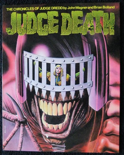 9780907610175: Judge Death (Chronicles of Judge Dredd)