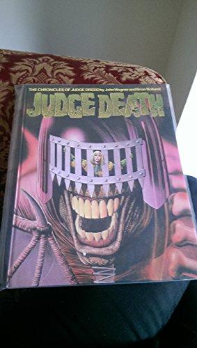 9780907610205: Judge Death (Chronicles of Judge Dredd)