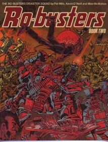 Ro-Busters. Book Two