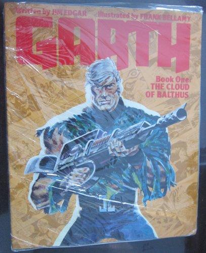 9780907610342: Garth: Cloud of Balthus - Comic Strip Bk. 1