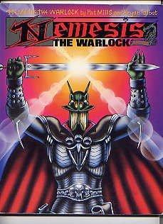 9780907610502: Nemesis the Warlock: Bk. 3