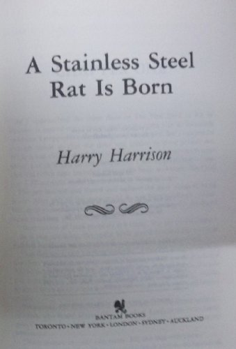 9780907610526: A Stainless Steel Rat is Born