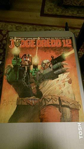 9780907610656: Block Mania :Judge Dredd 12