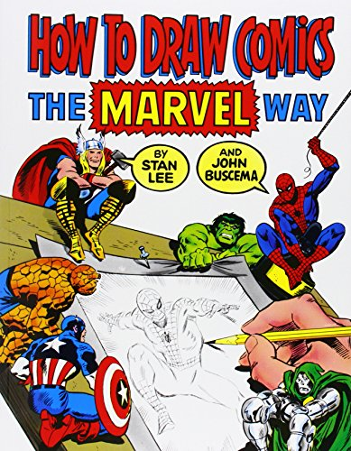 9780907610663: How to Draw Comics the Marvel Way