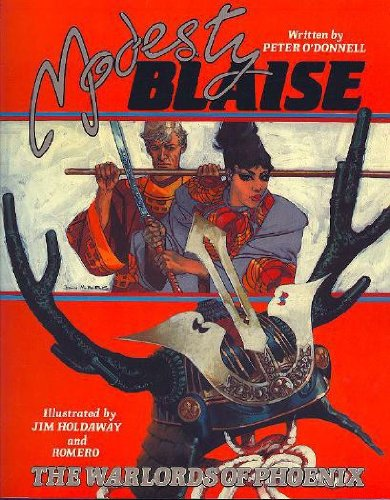 Modesty Blaise: The Warlords Of Phoenix: O'Donnell, Peter