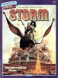 9780907610779: Storm, The Last Fighter