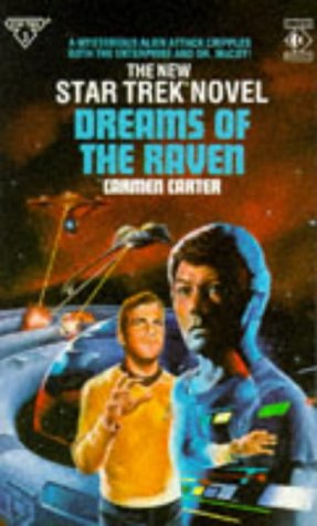 9780907610939: DREAMS OF THE RAVEN (STAR TREK)
