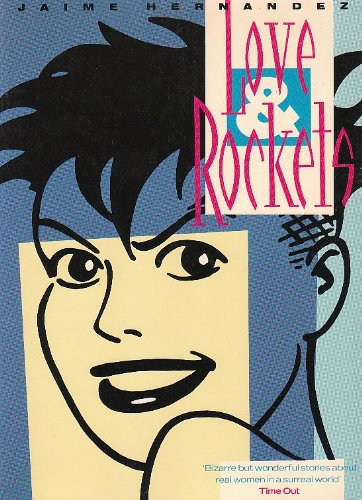 Love and Rockets: Hernandez, Jaime