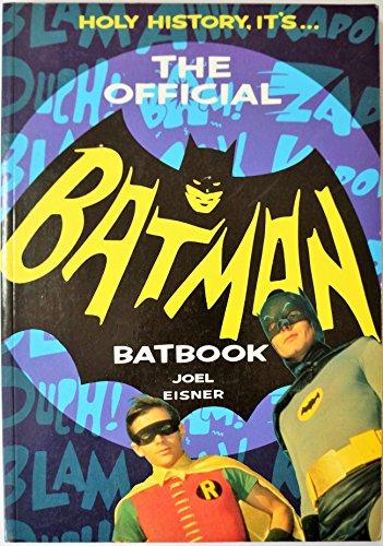 9780907610977: The Official Batman Batbook