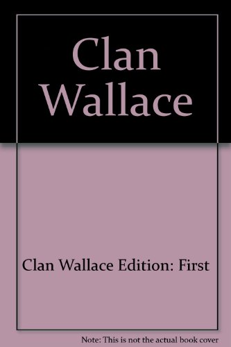 9780907614227: Clan Wallace