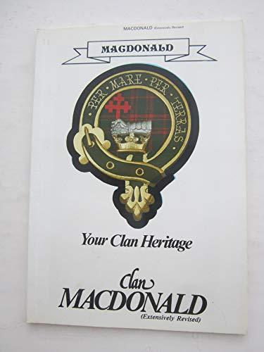 9780907614258: Clan Macdonald
