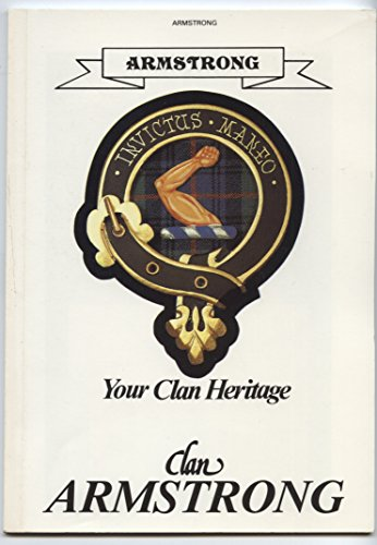 9780907614265: Clan Armstrong