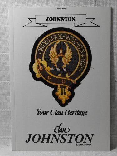 Clan Johnston E: Mcnie, Alan