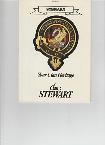 9780907614654: Clan Stewart