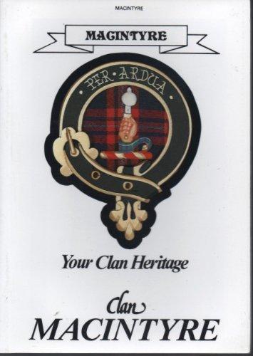 9780907614760: Clan Macintyre