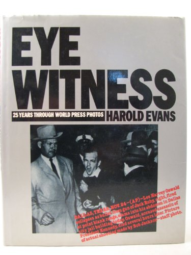 9780907621003: Eyewitness: 25 Years Through World Press Photos