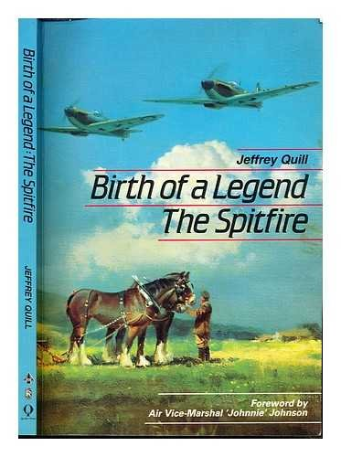 9780907621645: Birth of a Legend: Spitfire