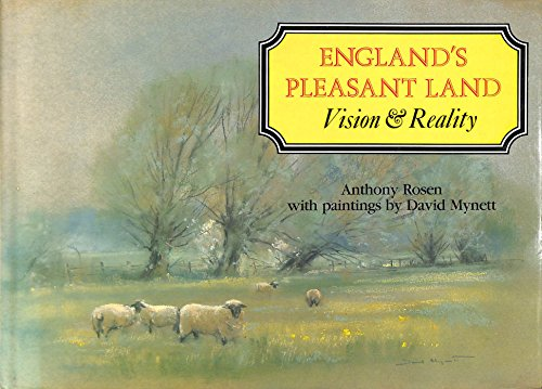 9780907621959: England's Pleasant Land: Farming - Vision and Reality