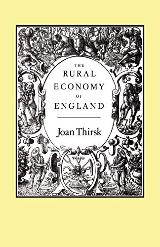 9780907628286: The Rural Economy of England