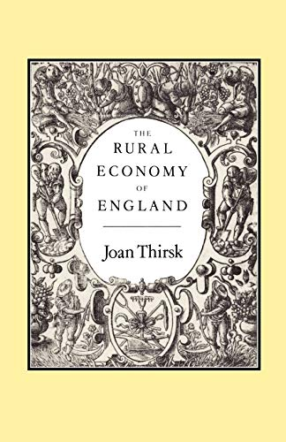 9780907628293: The Rural Economy of England