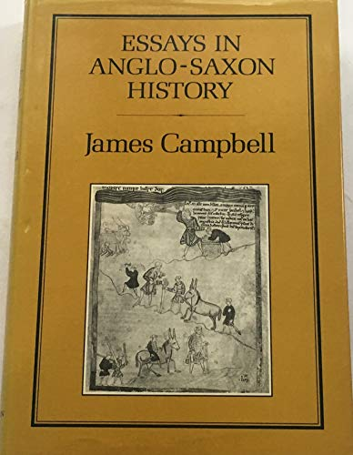 9780907628323: Essays in Anglo-Saxon History