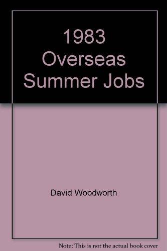 9780907638117: Directory of Overseas Summer Jobs, 1983