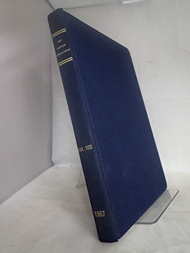 Ars Quatuor Coronatorum: Transactions of Quatuor Coronati Lodge No. 2076, Volume 100 for the Year ...